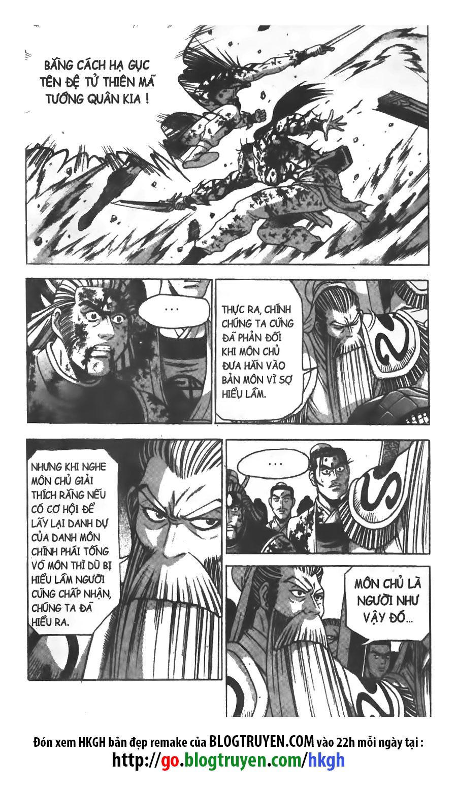 Hiệp Khách Giang Hồ chap 217 page 8 - IZTruyenTranh.com