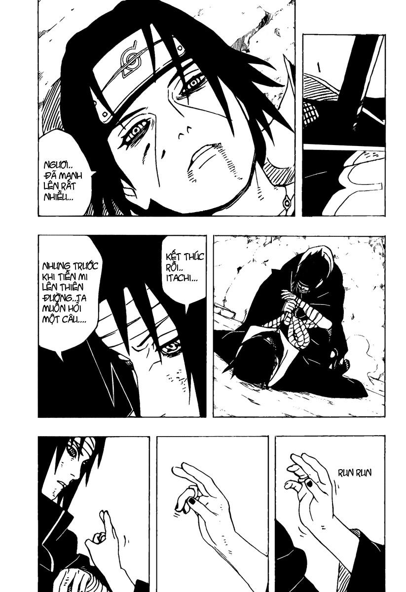 Naruto chap 384 Trang 12 - Mangak.info