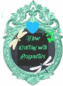 Crafting with Dragonflies