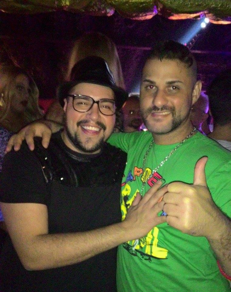 Tiago Abravanel obrigado pela amizade e confiança!