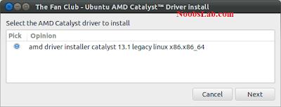 linux ati drivers