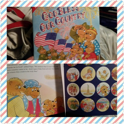 Bernstein bears God Save our country