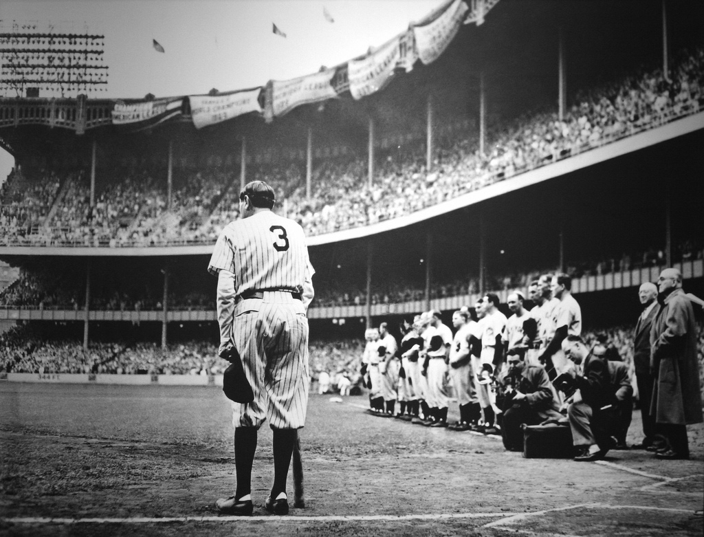the life and sports legendary of george herman ruth jr Legendary baseball player babe ruth went through several events that led to  what was  aka: babe ruth: george herman ruth: george ruth nickname   the king of crash: jidge: bam full name: george herman ruth jr  he  was among the first five players inducted into the sport's hall of fame.