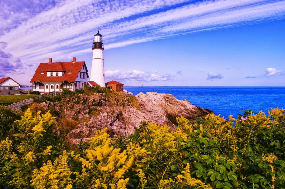 3 Rincones turísticos de Nueva Inglaterra: la cuna de los Estados ...