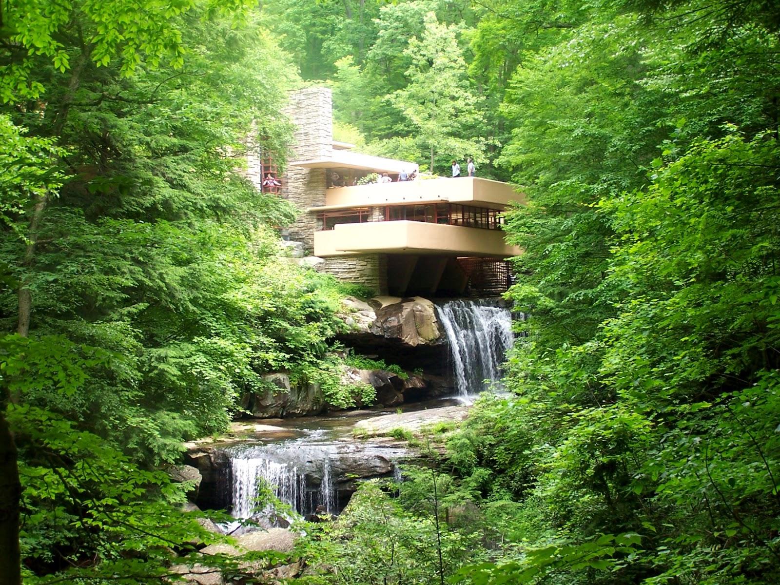 di qua e di la frank lloyd wright architettura organica