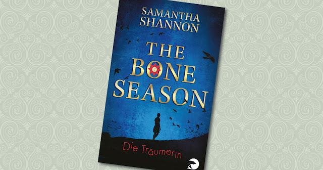 The Bone Season - Die Träumerin Berlin Verlag Cover