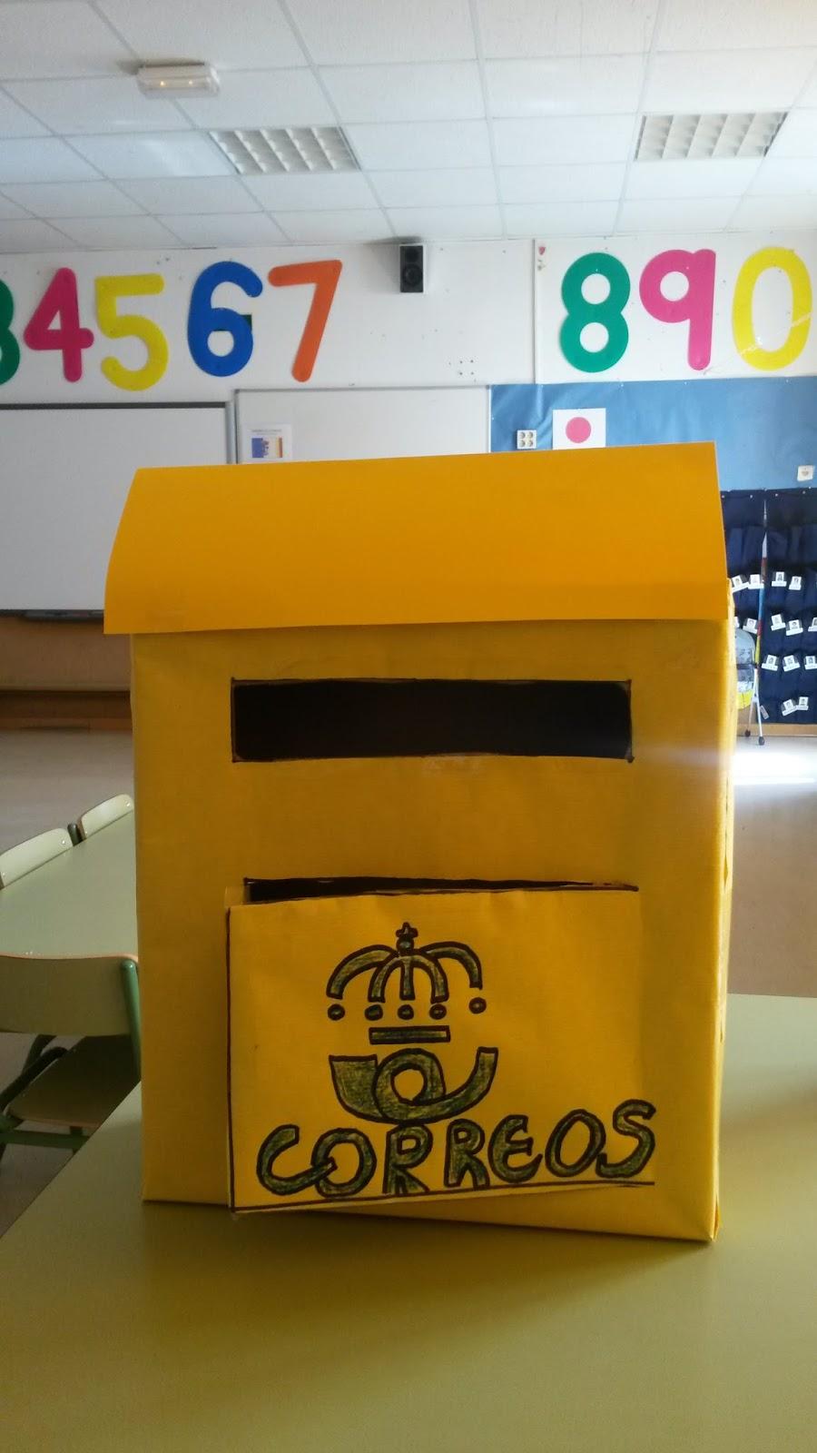 Disfruta del aprendizaje buz n de correos - Buzon de correos ...