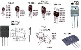 Datasheet Transistor lengkap