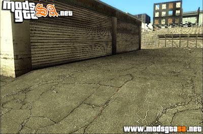 SA - Mod Garagem de San Fierro em HD