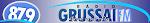 Site da  Rádio Grussai Fm 87.9