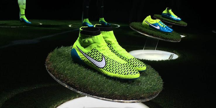 Nike lanza línea de botines exclusiva para el fútbol femenino