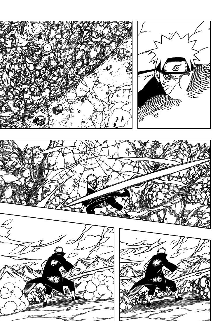 Naruto chap 442 Trang 7 - Mangak.info
