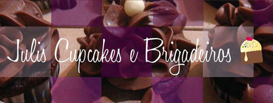 *Julis* Cupcakes e Brigadeiros
