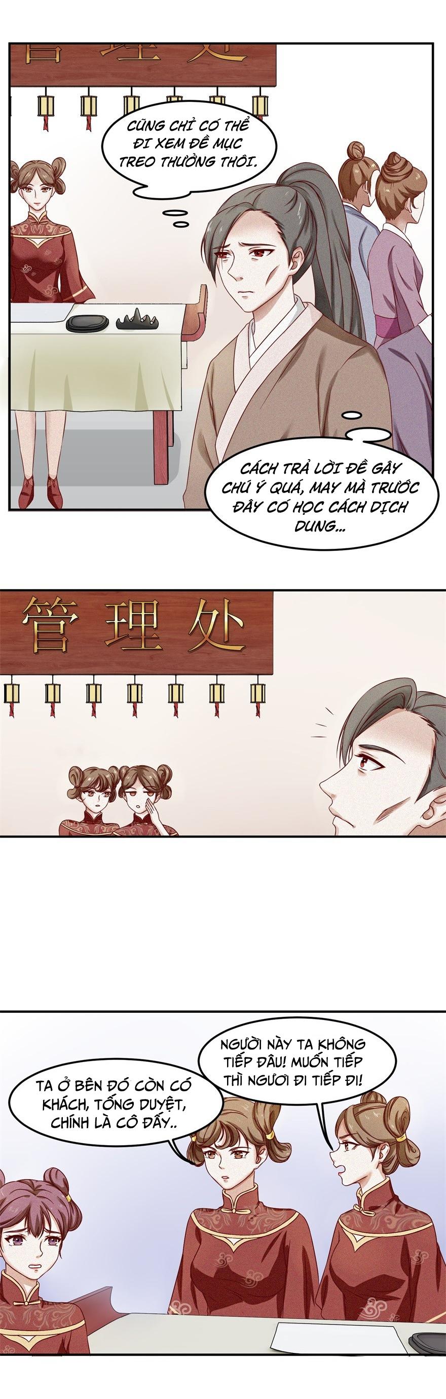 Cửu Dương Đế Tôn - Chap 2