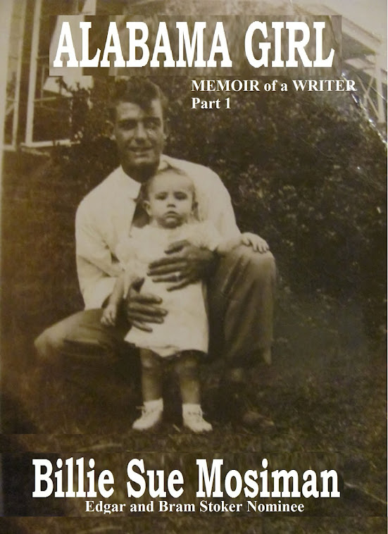 Alabama Girl-Memoir of a Writer, Part 1