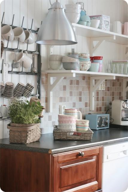 decoracao cozinha de praia:de Decorar: Quer uma decoração de Casa de Praia Low Cost e Linda de