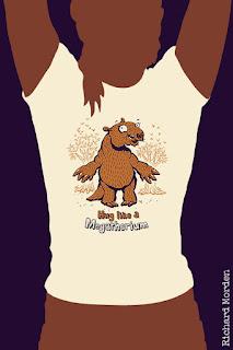 Megatherium tshirt