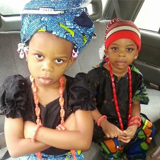 Emeka Enyiocha children