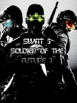 Swat 3: Soldier of the future 2 240x400 free download java game