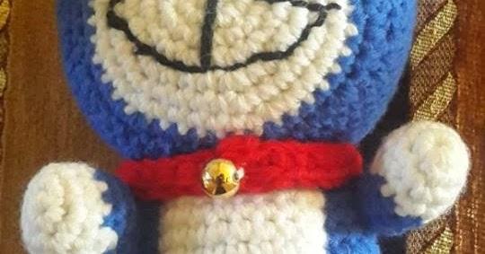 Amigurumi Doraemon Free Pattern : Crochet doraemon free amigurumi pattern ~ free crochet patterns