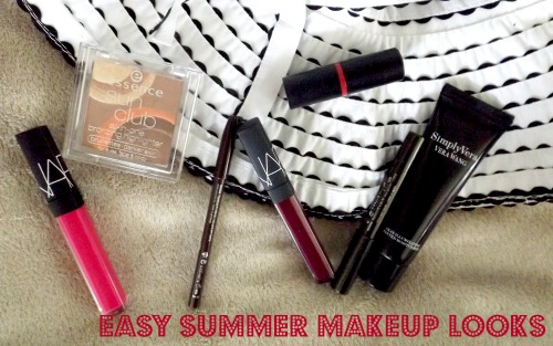 Summer 2014 Makeup from Essence Cosmetics and NARS