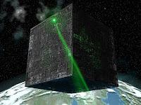 Un gigantesco Cubo Extraterrestre se acerca a la Tierra