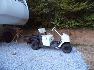 Tim's project - the Golf Cart