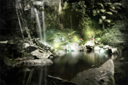 Nature Photo Manipulation: Enchanted Forest