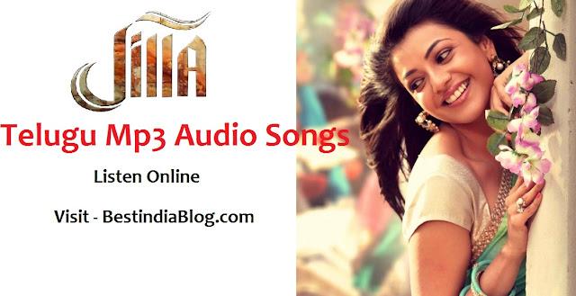 jilla telugu mp3 audio songs