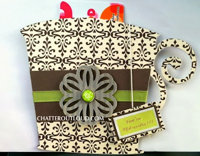 Img of Teacup Gift Card Holder