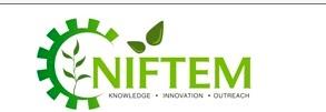 www.niftem.ac.in NIFTEM Logo