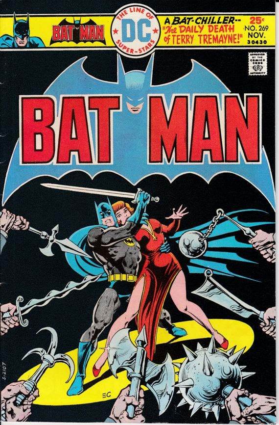 Batman #269 - November 1975 Issue - DC Comics - Grade