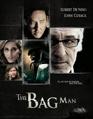 Poster Of Hollywood Film The Bag Man (2014) In 300MB Compressed Size PC Movie Free Download At World4ufree.Org