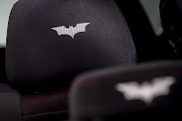 Batman Juke Interior