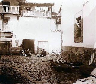 Candelario Salamanca, principios del siglo veinte