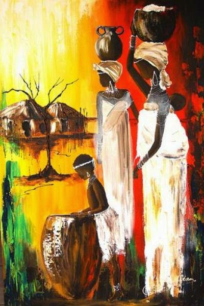 african paintings uk