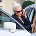 FOTOS HQ: Lady Gaga abandonando centro de estética en Beverly Hills - 20/11/15