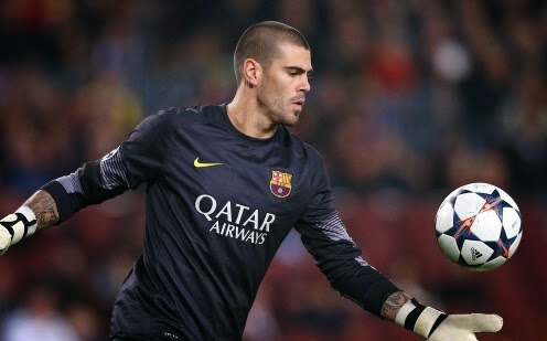 Manchester United set to sign Victor Valdes