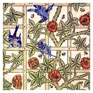More Of His Artworks From Victoriana Wallpaper Williammorris Php
