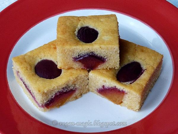 Gluten-free Plum Cake