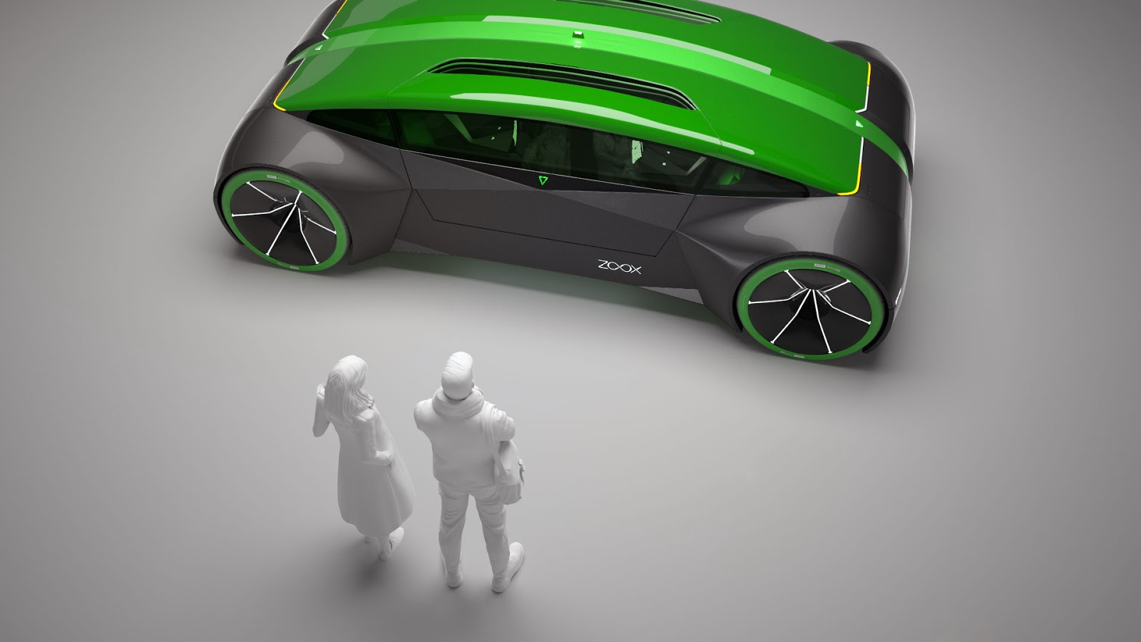 Zoox Reveal Autonomous Bi Directional Electric Vehicle Concept Electric Vehicle News