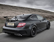 TWMMercedes Benz C63 AMG Black Series