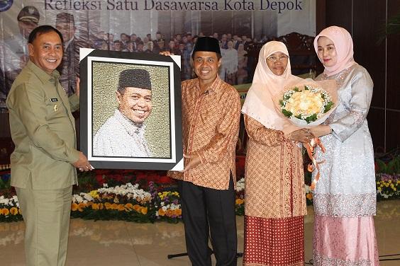 Pelepasan Nur Mahmudi Ismail dan Idris Abdul Shomad Diwarnai Rasa Haru