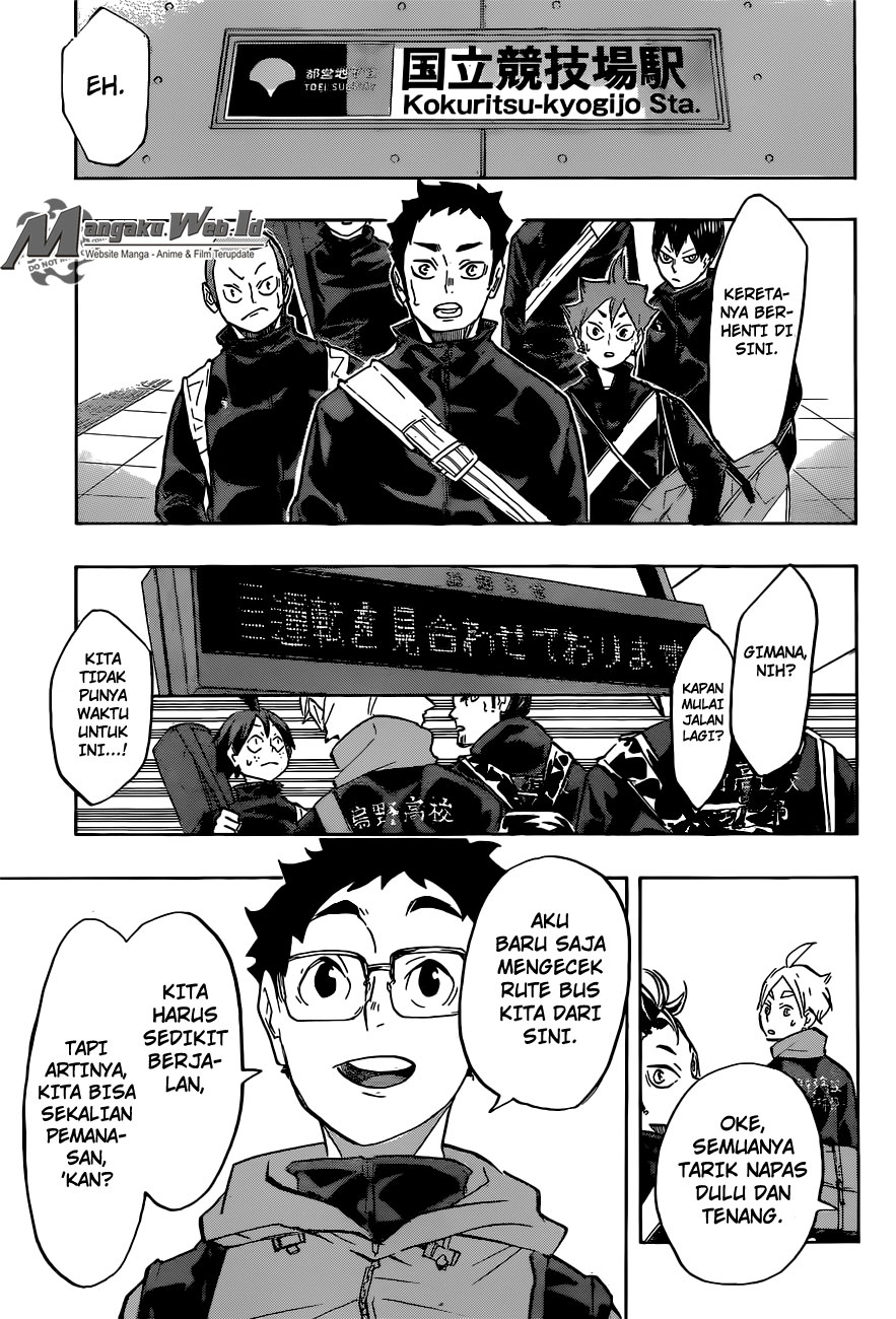 Haikyuu!! Chapter 231-11