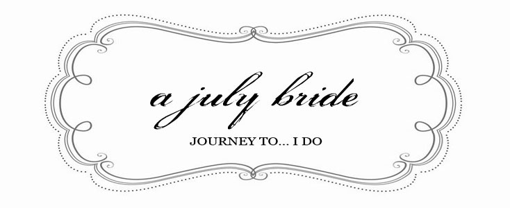 A July Bride