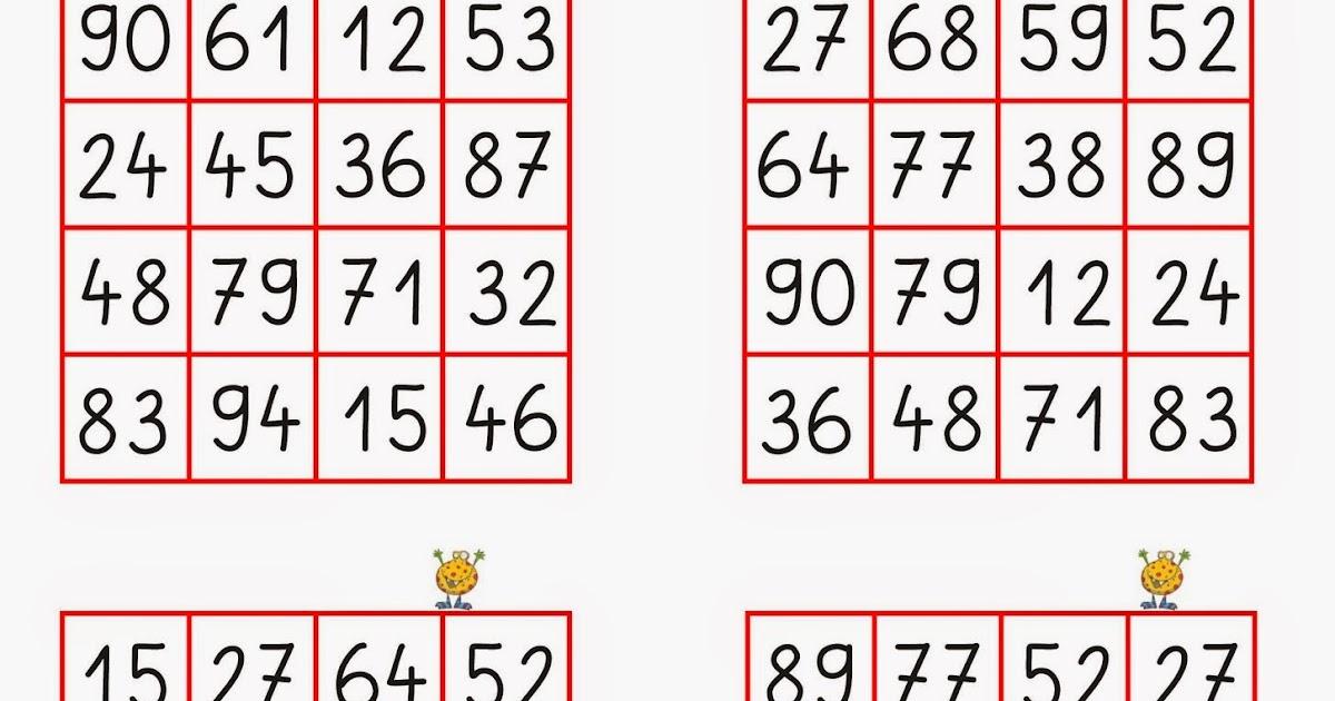 bingo zahlen sonntag