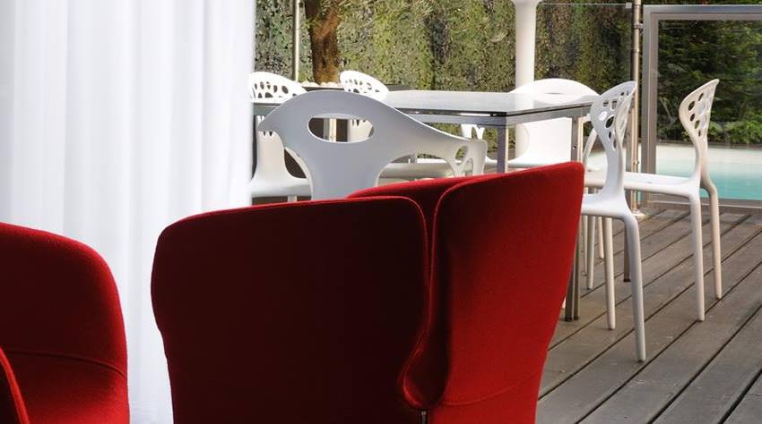 Massivholz Kleiderschrank Retro Optik Tord Boontje