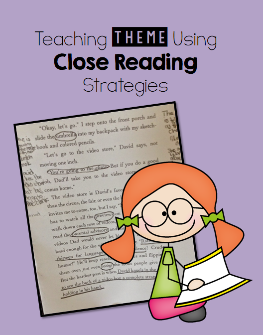 Performing in Fifth Grade Close Reading Blog Post