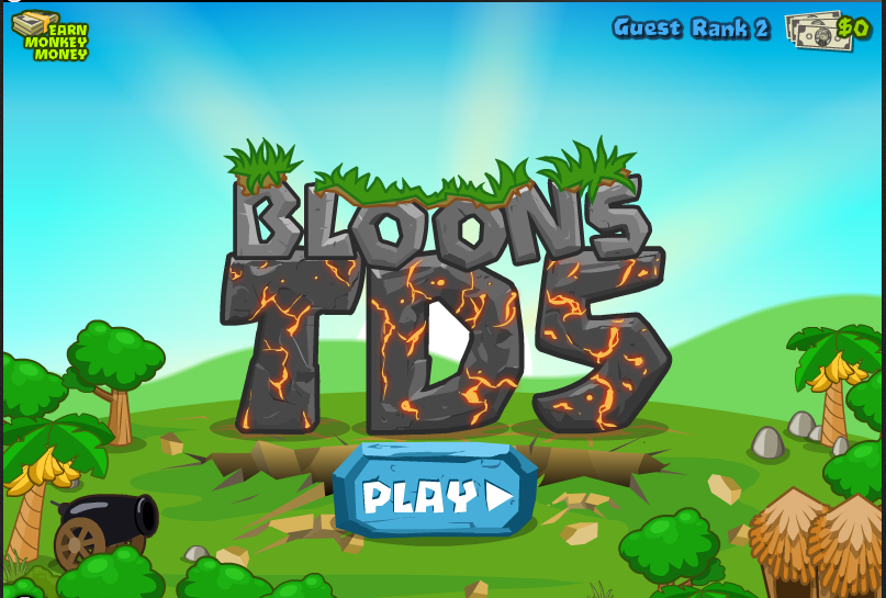 Funbrainclub Flag Collector Bloons Tower Defense Funbrain