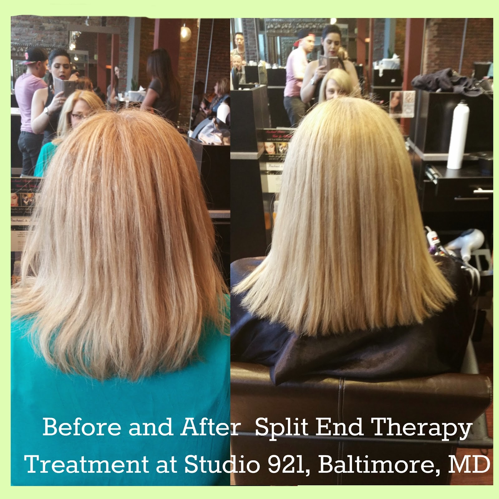 Summer smoothing series split end repair from brazilian for 921 salon baltimore